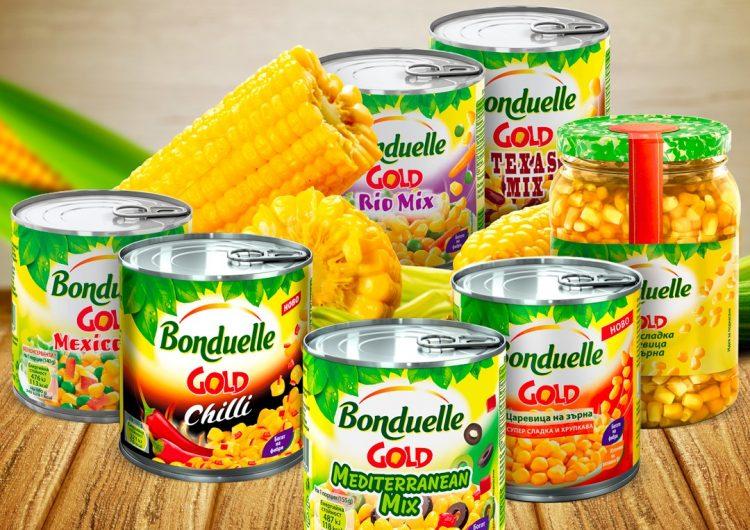 Спечелете специални вкусни награди от Bonduelle