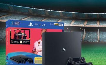 Спечелете 7 комплекта PlayStation 4 1 TB с 2 контролера и FIFA 20