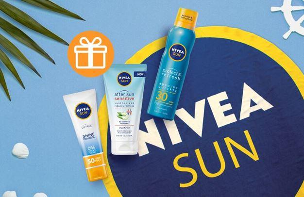 Спечелете чудесна награда за плажа от NIVEA