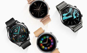 Спечелете 20 часовника Smart watch Huawei GT 2 – Latona и 100 часовника Smart band Huawei – Band 4