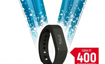 Спечелете 400 фитнес гривни Lenovo G02 Fitness от Savex