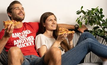 Спечелете пет тави с пица от Аladin Foods