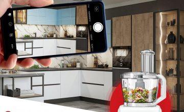 Спечелете кухненски робот Bosch