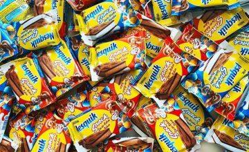Спечелете 10 кутии с по 20 сладки изкушения Nesquik Snack