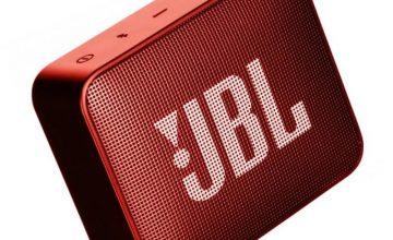 Спечелете портатитвна колонка JBL GO 2