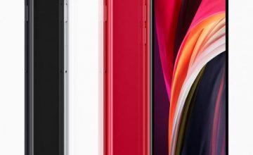 Спечелете 8 смартфона iphone SE 2020, 8 ваучера за пазаруван по 500 лева от Т-Маркет и 8 спортни комплекта