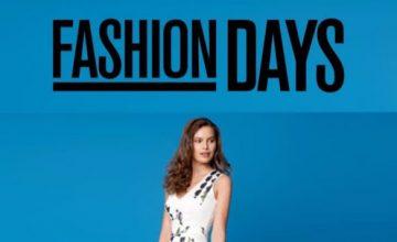 Спечелете 50 ваучера на стойност 50 лева за пазаруване във  Fashion Days
