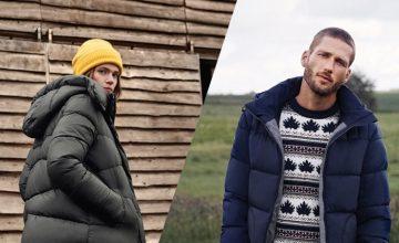 Спечелете мъжко и дамско зимно яке от Tom Tailor