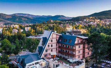 Спечелете петзвезден уикенд за двама в SPA Хотел Рич, Велинград!