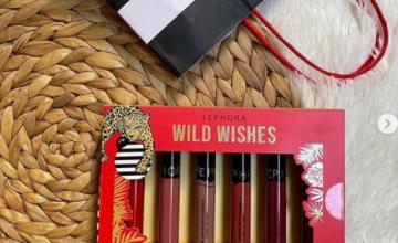 Спечелете чудесна селекция червила от Sephora