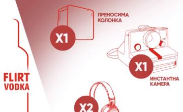 Спечелете портативна колонка, инстантна камера и слушалки