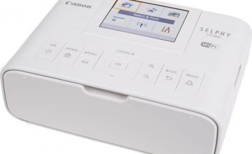 Спечелете 10 фото принтера CANON CP 1300 WHITE
