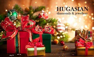 Спечелете сребърно колие и златна и сребърна гривна от HUGASIAN