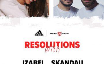 Спечелете раници пълни с продукти Adidas с автограф