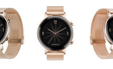 Спечелете 6 часовника Huawei Watch GT 2 elegant и 4 електронни книги Amazon Kindle 2019 10th Generation