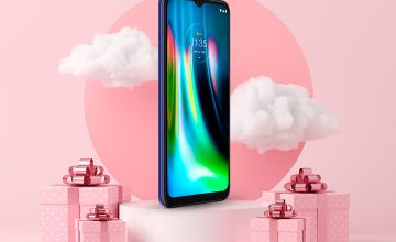 Спечелете 10 смартфона Motorola G9 Play