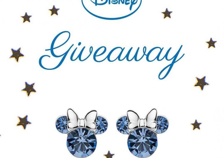 Спечелете детски обеци Disney от Goto Jewellery and Diamonds