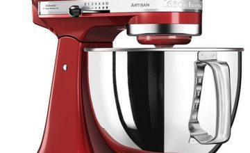 Спечелете всяка седмица кухненски робот KitchenAid ARTISAN от Billa
