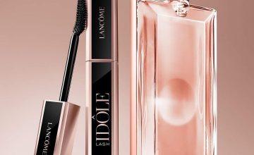 Спечелете парфюм и спирала Lancôme Idôle