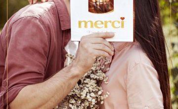 Спечелете всеки ден по 5 кутии с бонбони Merci