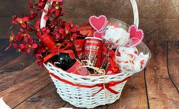 Спечелете специална празнична кошница за Свети Валентин