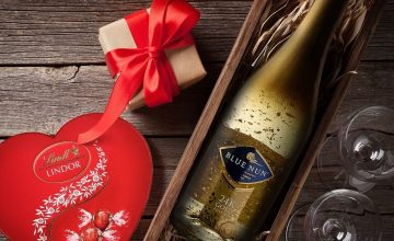 Спечелете комплекти от бонбони и пенливо вино от Kaufland