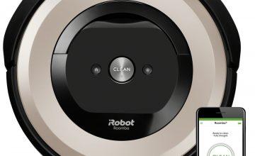 Спечелете 10 прахосмукачки робот iRobot Roomba E6