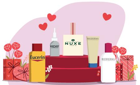 Спечелете 18 козметични награди с марки Eucerin,Nuxe,BiodermaилиVichy