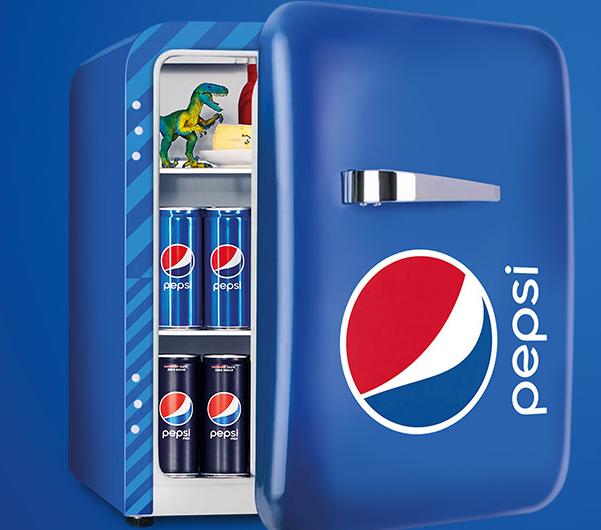 Спечелете 19 мини хладилника PEPSI
