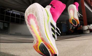 Спечелете обувки за бягане Adidas Ultraboost 21