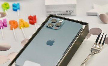 Спечелете смартфон iPhone 12 Pro със 128 GB памет