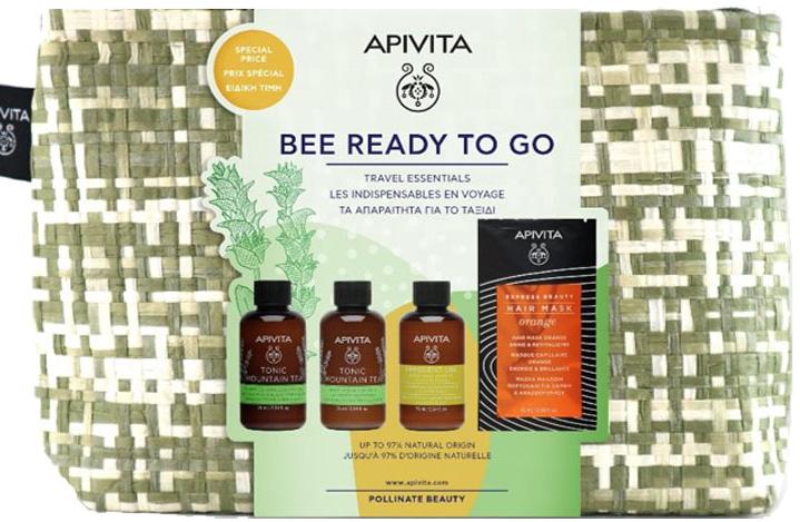 Спечелете несесер с продукти за пътешествие APIVITA