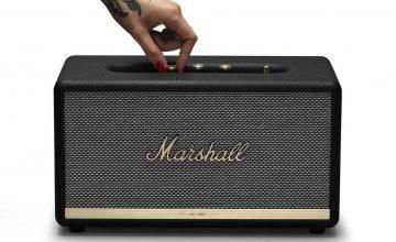 Спечелете чудесна Bluetooth тонколона Marshall