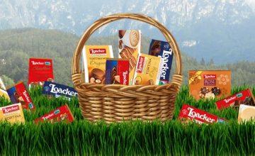 Спечелете 10 кошници с продукти Loacker за Великден