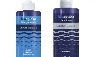 Спечелете скраб или тоник от сериятаCaviar & Мarine Therapy на BioApteka