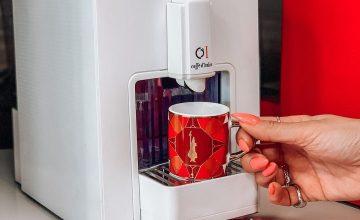 Спечелете италианска кафемашина Caffè d'Italia