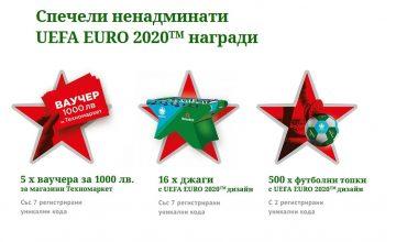 Спечелете ваучери по 1000 лв, джаги, футболни топки, охладители, чаши и кенове с бира от Heineken