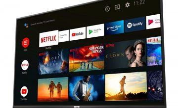 Спечелете телевизори TCL 43P615 Android TV