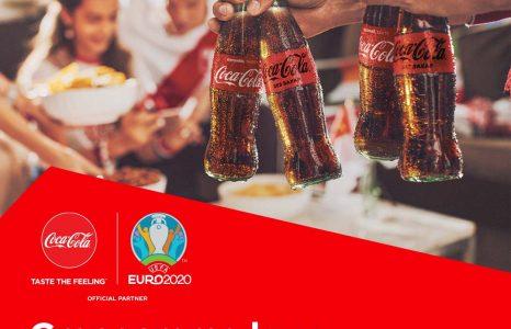 Спечелете 1 000 футболни топки на Coca‑Cola EURO2020