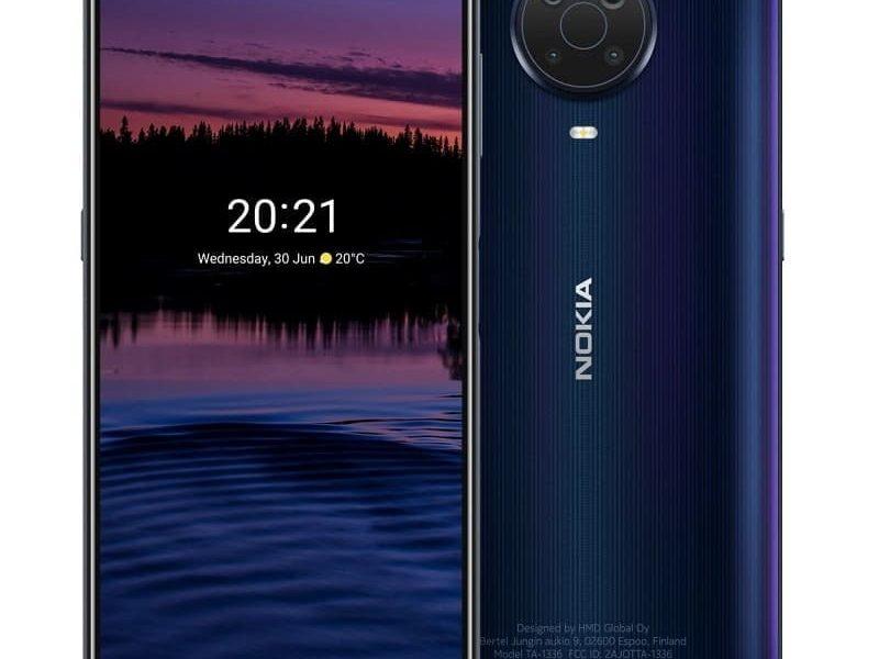 Спечелете мобилен телефон Nokia G20