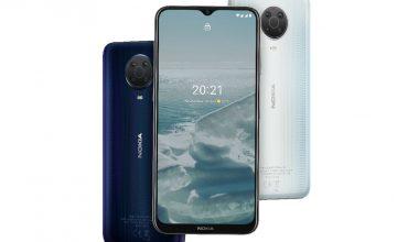 Спечелете смартфон Nokia G20