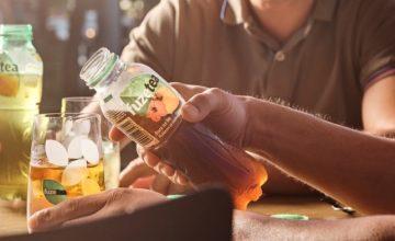 Спечелете 90 000 чаши от студен чай Fuzetea