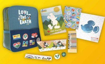 Спечелете 200 Mickey комплекта с раница от Nestle