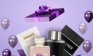 Спечелете 5 комплекта маркови парфюми и още награди