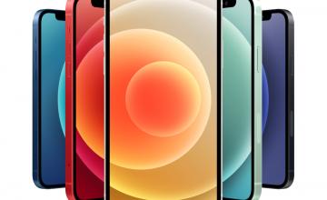 Спечелете 3 смартфона с марка Apple – iPhone 12, 64GB