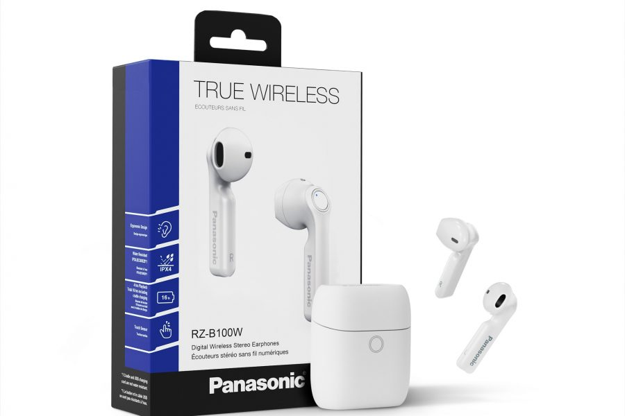 Спечелете безжични слушалки Panasonic RZ-B100WDE-K