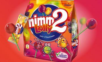 Спечелете 20 сладки изненади Nimm2 Lolly