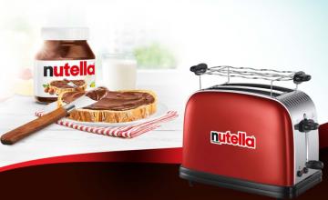 Спечелете 250 тостера от Nutella